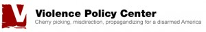 Violence Policy Center Logo Parody